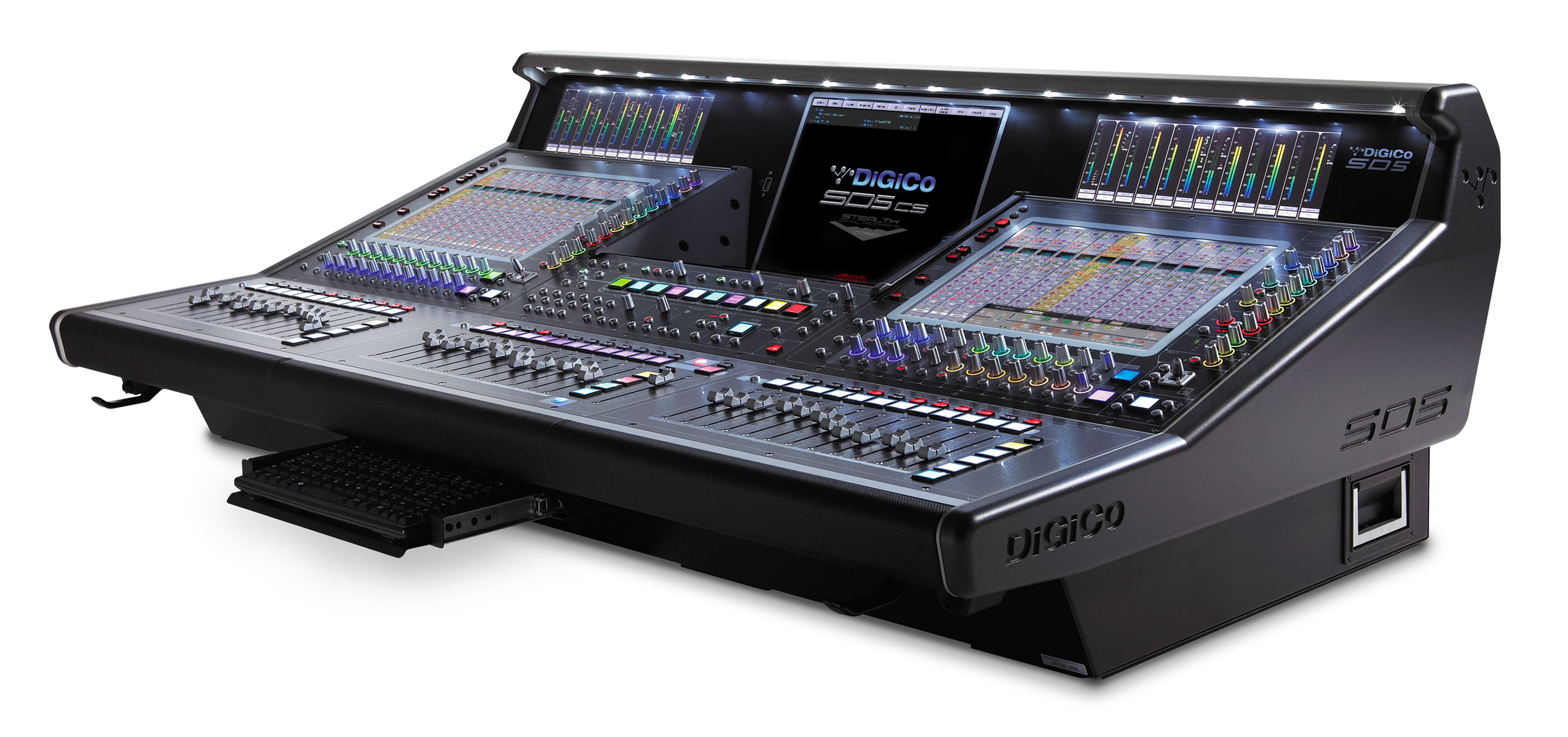 DiGiCo: Making 'Em Last Longer