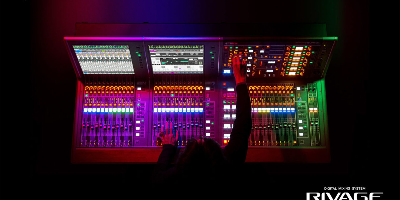 L-ISA Technology Expands Console Partnership with Yamaha