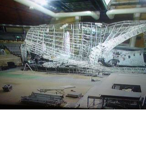 BREAKING NEWS: Javanotti Stage Collapes in Trieste Italy