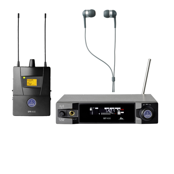 PLASA NEWS: AKG Launches IVM 4500 In Ear Monitor Package