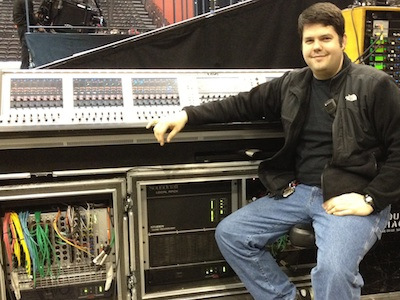 Lady Antebellum Deploys Soundcraft Vi6 for Monitors