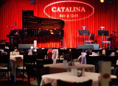 Catalina Bar Moves Up to Line 6