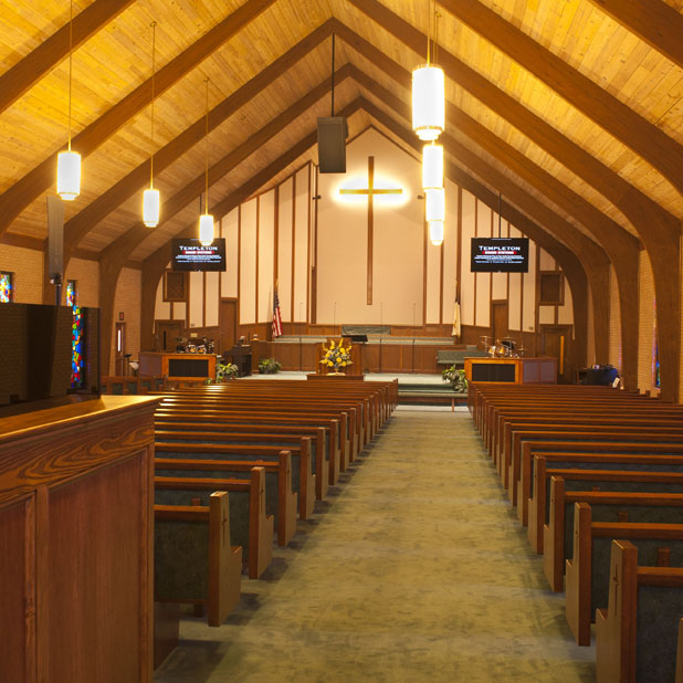 INSTALLED: Columbia Road Church of God Upgrades With WorxAudio