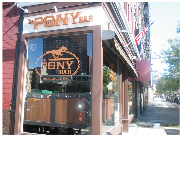 INSTALL: Genelec Monitors Chosen for Sound System at New York's Pony Bar