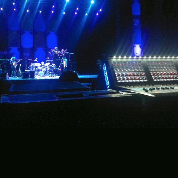 ON TOUR: JBL VERTEC, Soundcraft Vi6 enhance Belgrade Jazz Festival