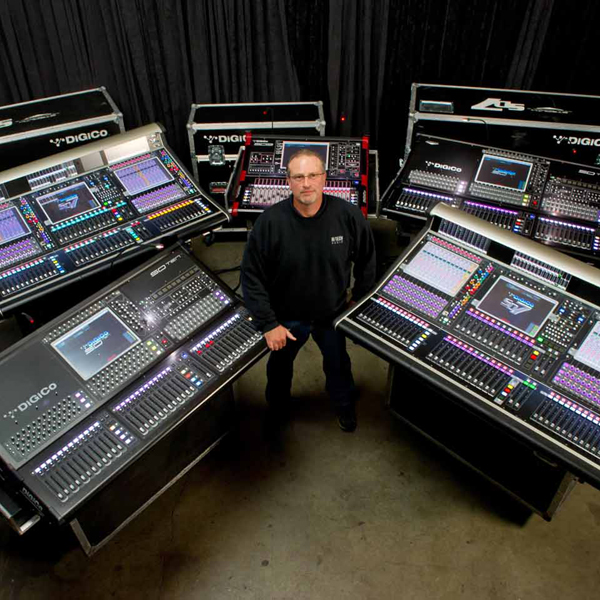 NEWS: Hi-Tech Audio Adds More DiGiCo To Its Rental Inventory