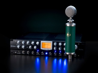 Blue and PreSonus Partner for Two to Tango