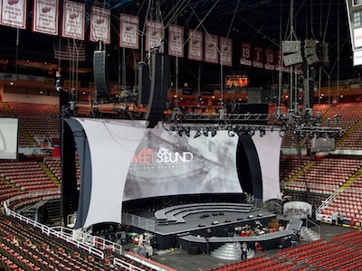 """L-ACOUSTICS K1 on """"How Sweet the Sound"""""""