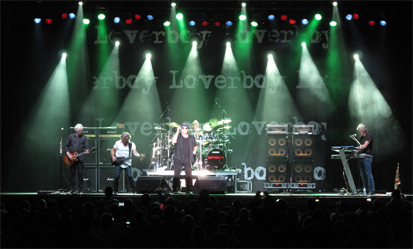 Loverboy Summerfest 080213