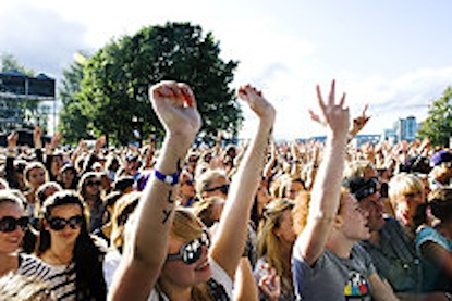 Oslo Festival To Go On As Planned