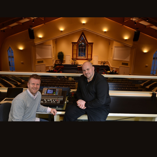 INSTALLED: Boulevard Pro Brings Goodwill to Upstate NY Church