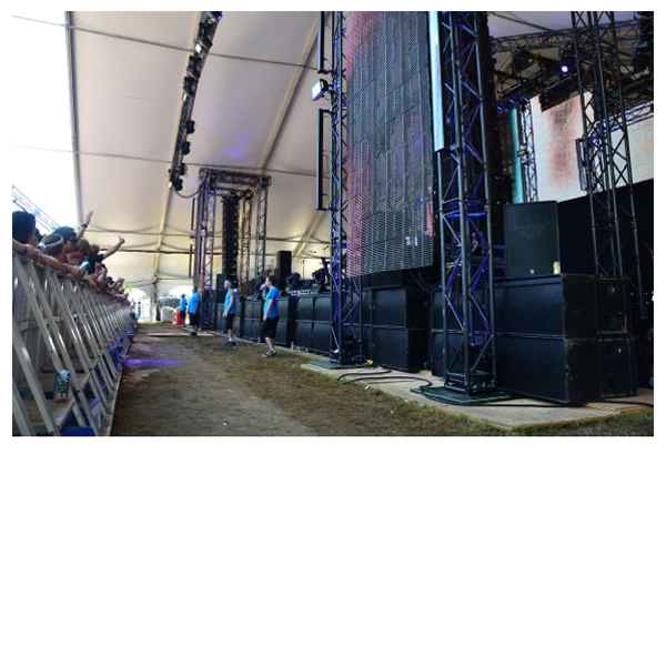 NEWS: Powersoft Rocks Perry Stage At Lollapalooza