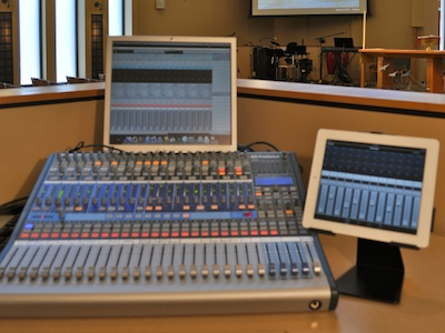 Reno Church Sets FOH Free with StudioLive