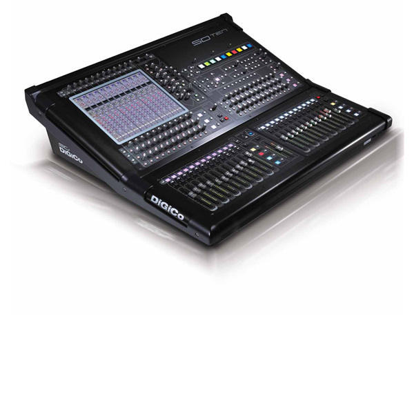 AES NEWS: DiGiCo Launches New Product Additions For Live, Theatre, Broadcast & Install Applications
