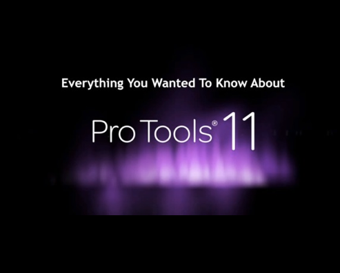 Pro Tools 11 Announced By Avid At NAB