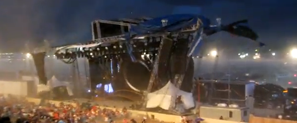 Nathan Byrd–IATSE 30 Member–Is One of 5 Dead in Indiana State Fair Stage Collapse
