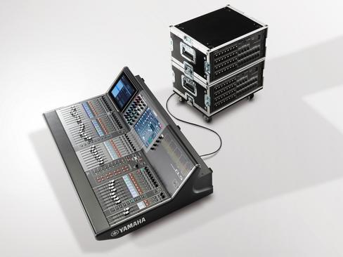 Firmware Upgrade For Yamaha CL Series of Digital Consoles