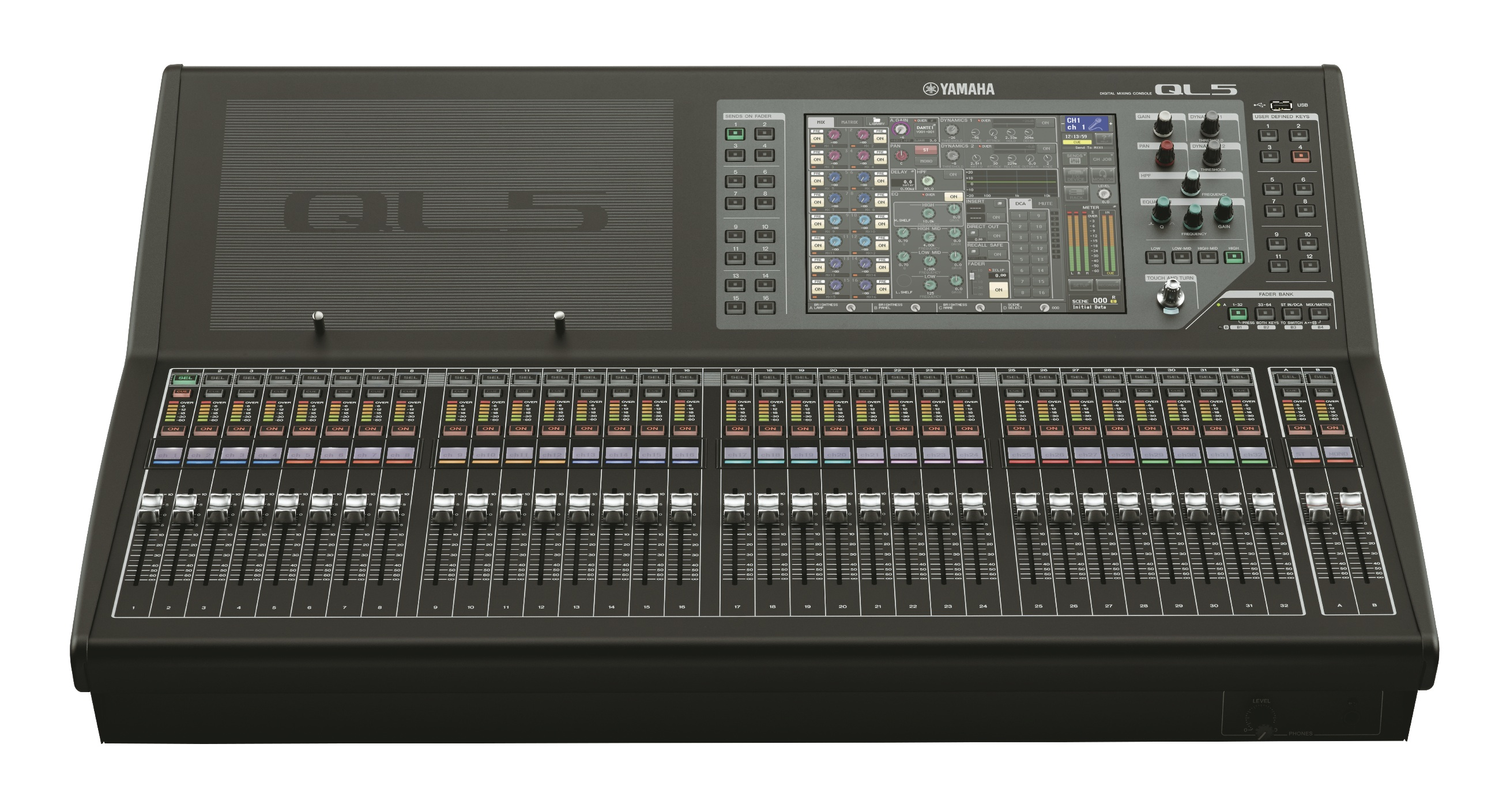 Yamaha Expands the CentraLogic Vibe With New Consoles and Updated Software