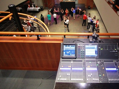 University Installs Two Dante-enabled Yamaha CL Consoles