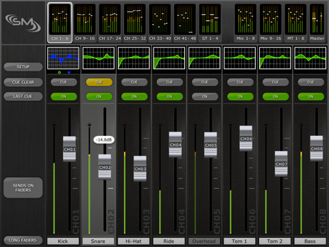 M7CL StageMix By Yamaha Corporation