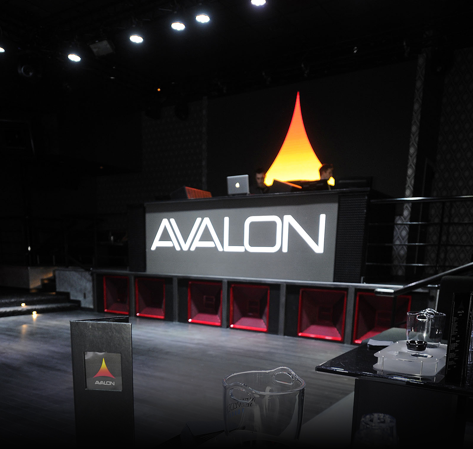 EAW Avalon System Powers World-Class Night Life at the New Avalon Mohegan Sun Nightclub