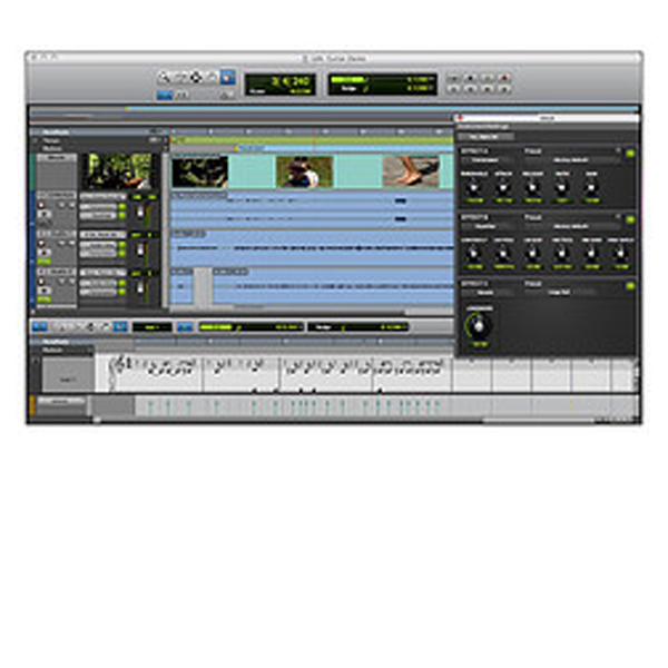 AES NEWS: Avid Unveils New Pro Tools|HDX and Pro Tools 10 Software