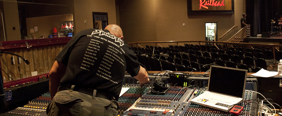 Synergy: The Mix Engineer And The System Engineer