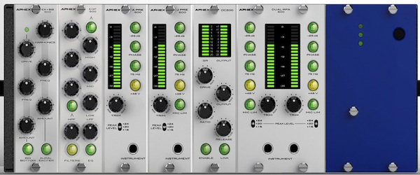 Aphex Expands 500 Series
