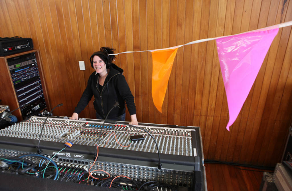 A Life in Sound: GIL EVA CRAIG (A Soundgirls.org Profile)