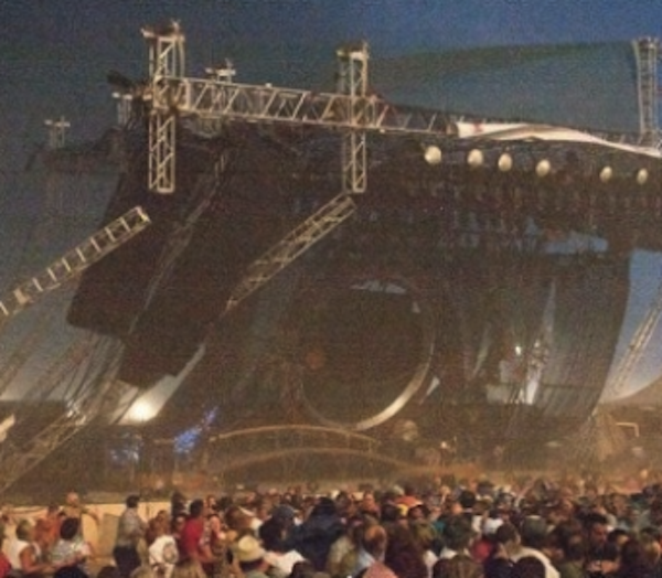 Indiana Stage Collapse Update: Tour Manager Blamed