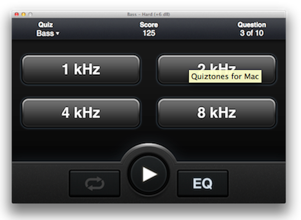 Audiofile Engineering's Quiztones App Review
