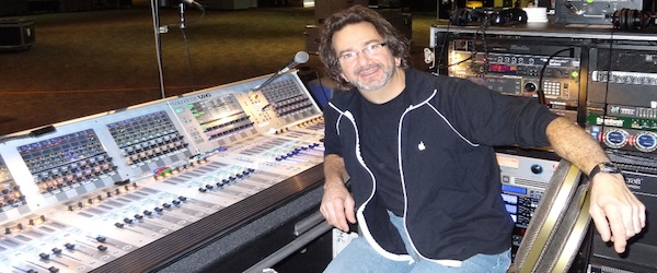 Ken Newman Chooses Soundcraft Vi6 Digital Console for Manilow Tour
