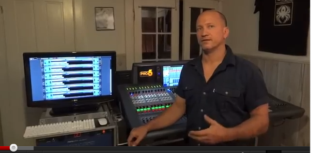 Waves Multirack Over AES50