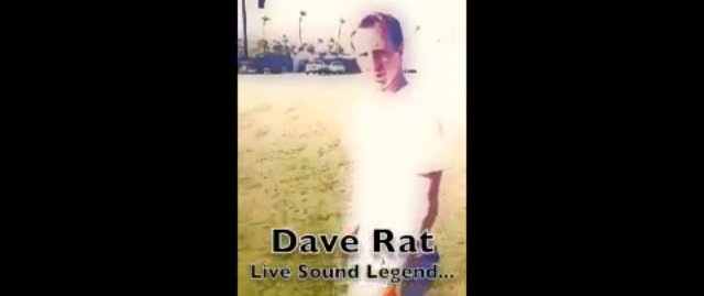 Dave Rat Goes with Something Old, Something New