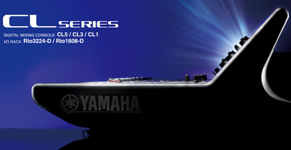 SPL at NAB: Yamaha CL Series VIDEO TOUR!