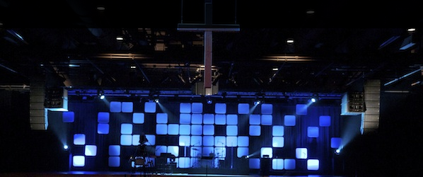 Clarity Media Overhauls Bellingham's Christ The King Church