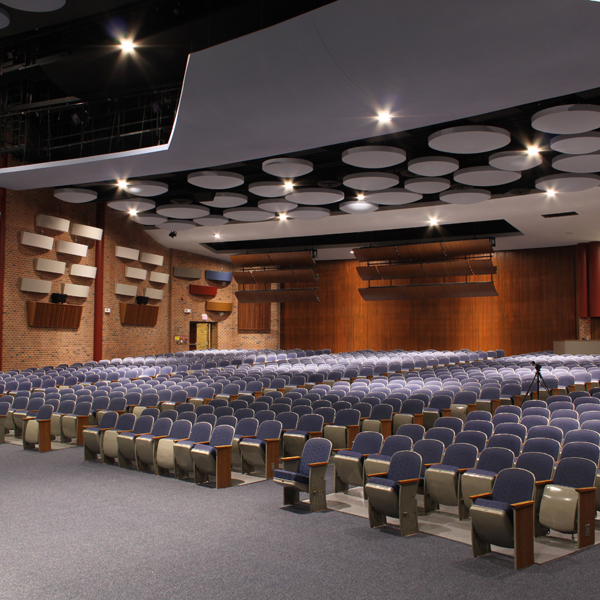 INSTALLED: Happauge High's Auditorium Goes High-Class with Renkus-Heinz