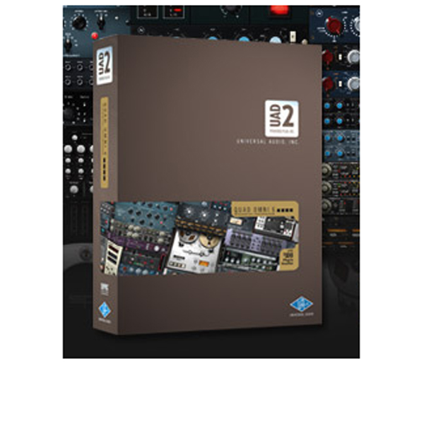 AES NEWS: Universal Audio Releases UAD-2 QUAD Omni 6 DSP Accelerator Packages