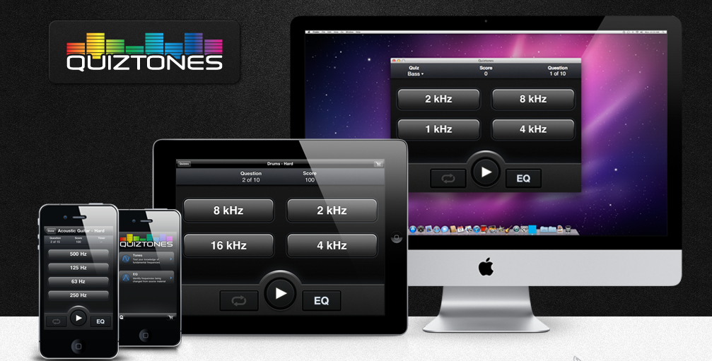 Quiztones: New Native Mac Version and iOs Update.