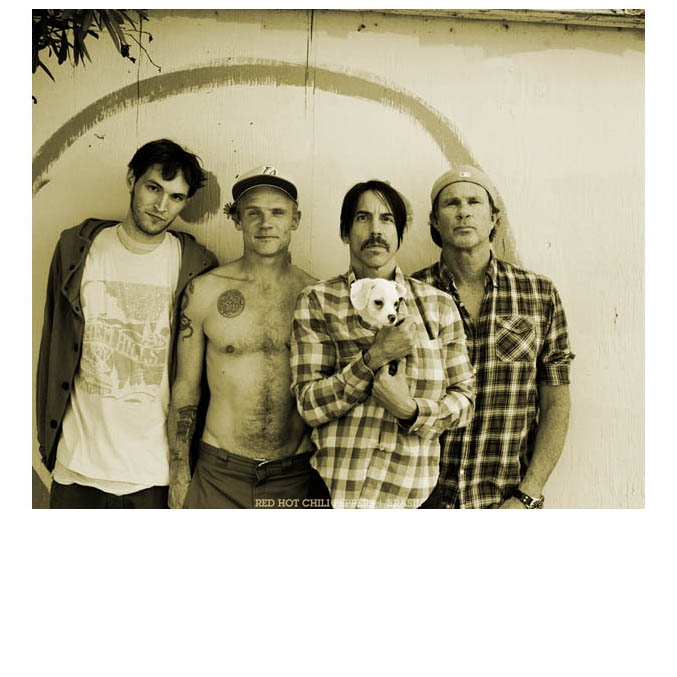 PR: EAW / SSE Help Chili Peppers with Simulcast Album