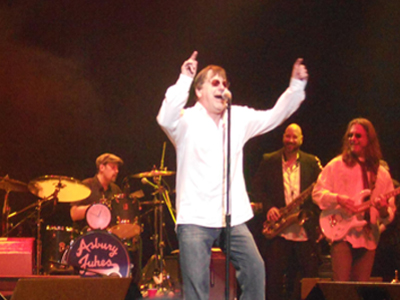 ACIR, Yamaha and Southside Johnny Rock NYE