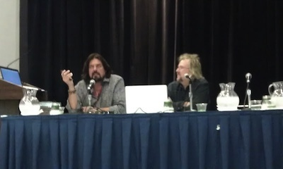 NAMM 2012: Alan Parson on Working with the Beatles