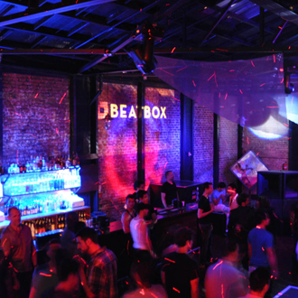 NEW INSTALL: Danley Keeps The Beat at Beatbox