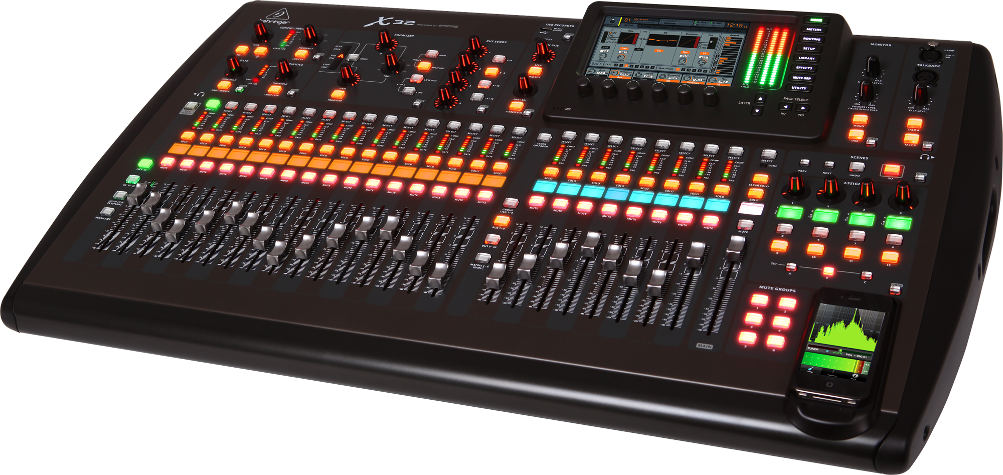 Behringer X32: Affordable Digital Pro Live