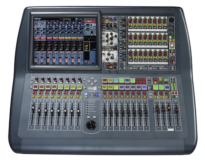Midas Pro2C – Part 10, FX Racks and Graphic EQ Section