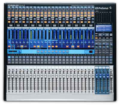 Video Review: Presonus StudioLive 24.4.2
