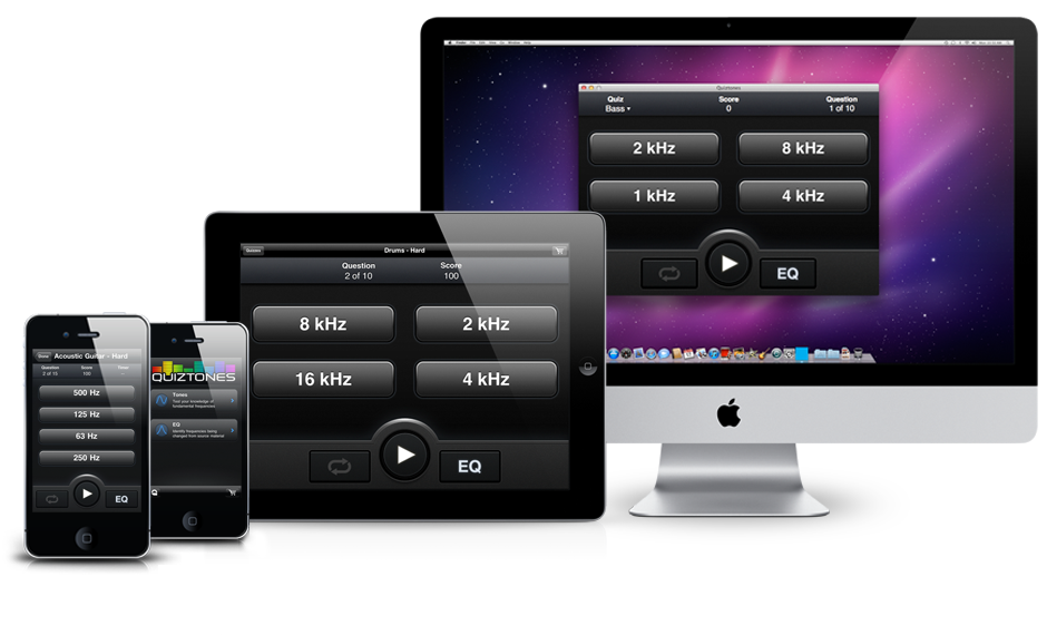Win a Copy of Quiztones for Mac OS Or Your iPhone, iPad or iPod Touch