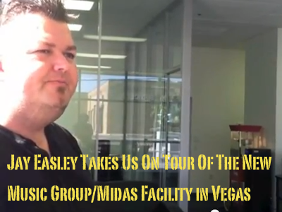 Touring The New Music Group/Midas Facility