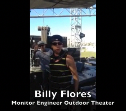 Coachella 2013: Outdoor Theater Monitor World
