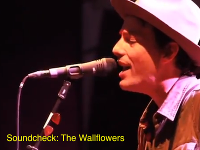 Soundcheck: The Wallflowers